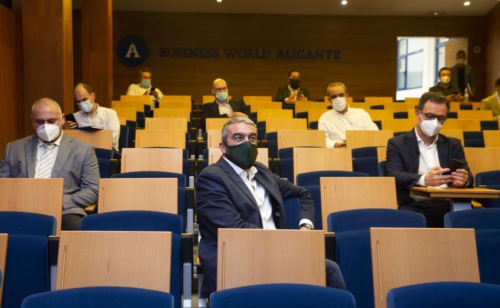 Primeras asambleas presenciales del terciario avanzado
