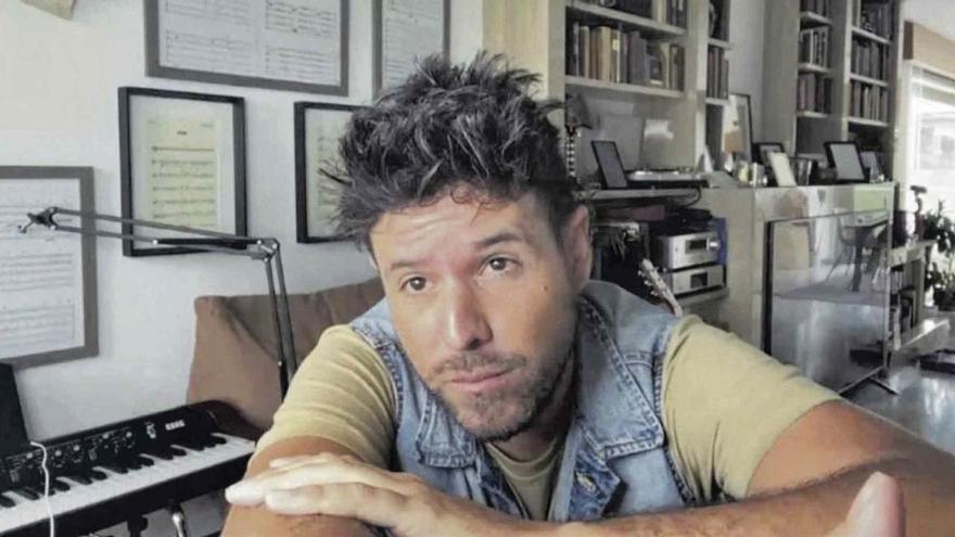 """Pablo López: """"No me preocupa el futuro de la industria, la música no va a parar"""""""
