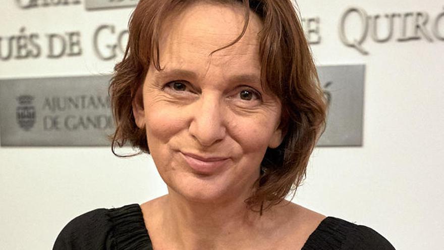 Carolina Bescansa, cabeza de lista de Errejón por A Coruña