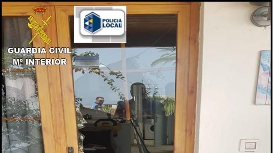 Envían a prisión a un peligroso delincuente que tenía atemorizados a vecinos y comerciantes de Playa Blanca