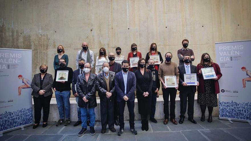 Los Premios València incluyen una biografía de Enric Valor