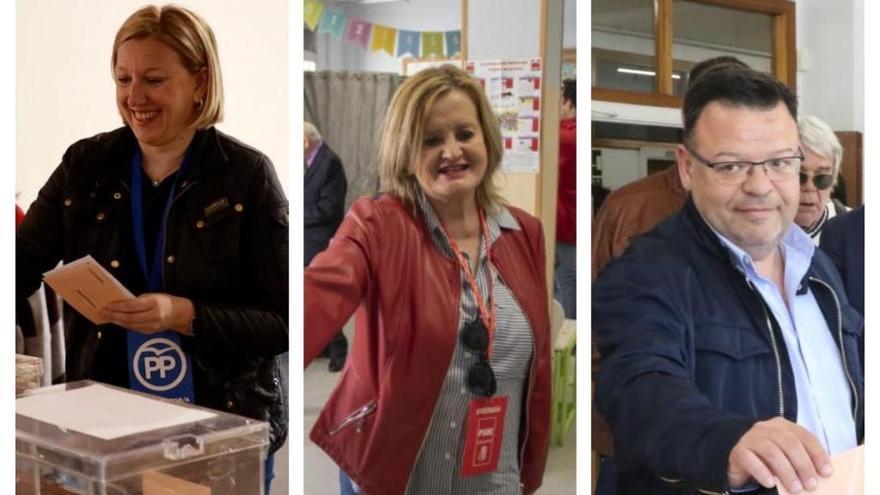 Elecciones generales: los candidatos al Congreso y Senado por Zamora votan