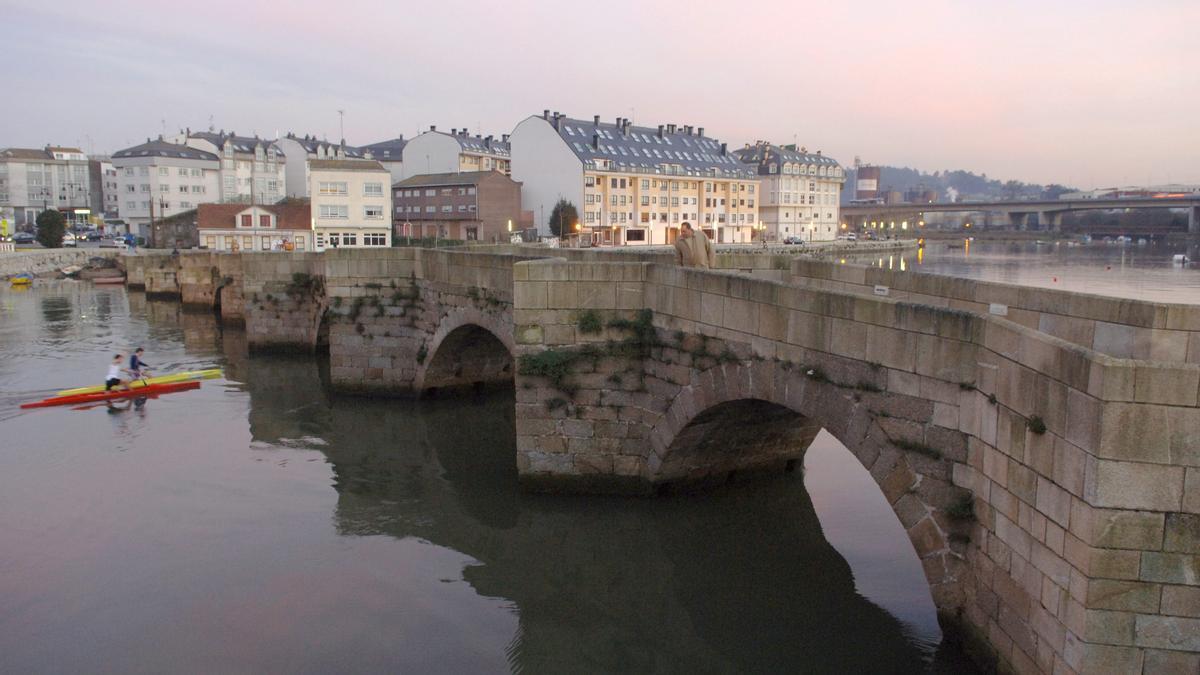 Puente de O Burgo (Culleredo)