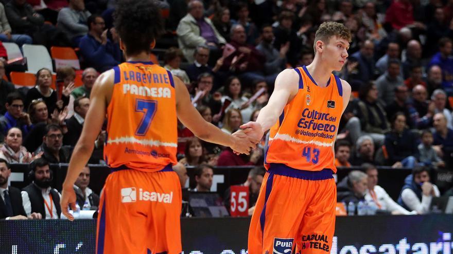 Valencia Basket: Tomas Pavelka ficha por el Palencia