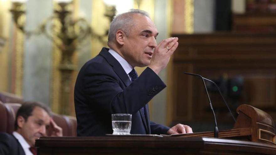 El socialista Rafael Simancas llama a la movilización el 28-A.