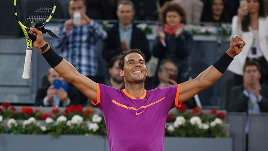 Rafa Nadal, Premio Nacional del Deporte 2017