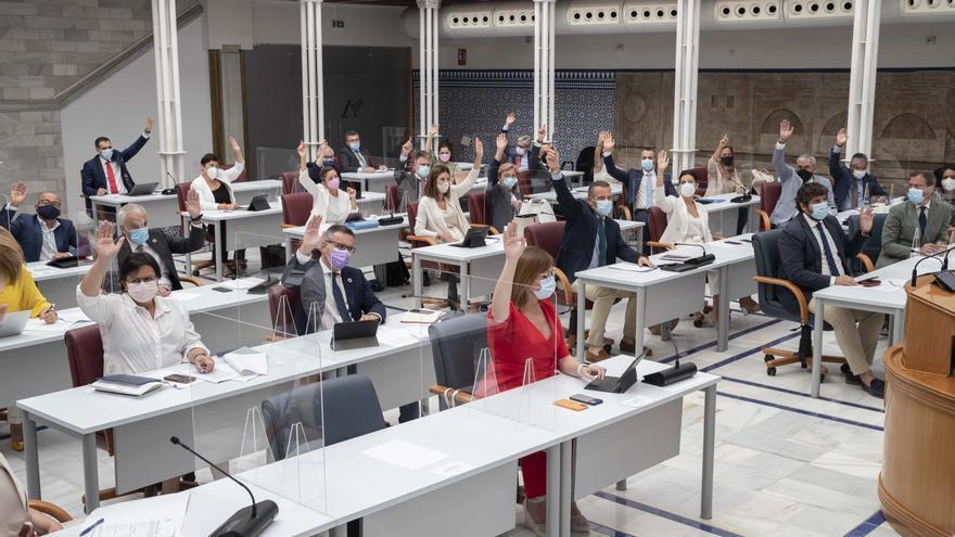 Aprueban la Ley de Servicios Sociales de la Región con 41 votos a favor