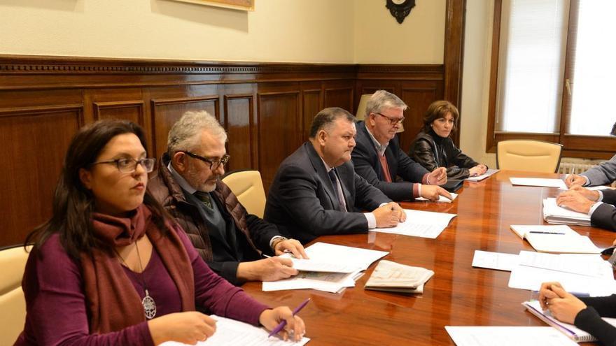 La Mesa del Regadío de Córdoba plantea sus reivindicaciones al Ministerio de Agricultura
