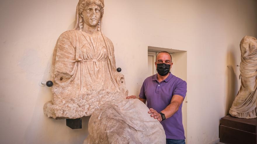 La diosa Juno recupera su otra mitad