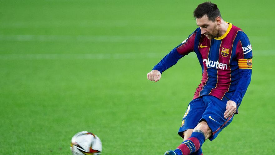 El Barcelona carbura al ritmo de Messi ante un PSG algo confiado