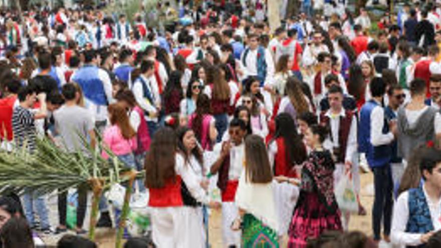Apuñalan a un joven de Elche mientras celebraba el Bando de la Huerta en Murcia