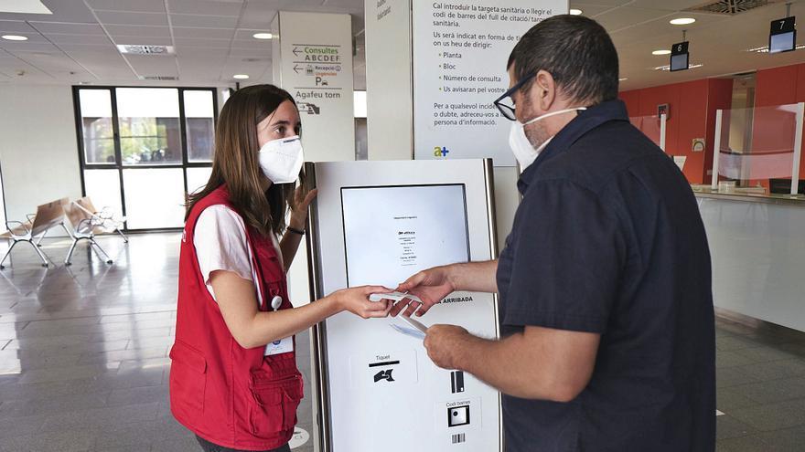 La pandèmia augmenta les sol·licituds per fer el voluntariat jove d'Althaia