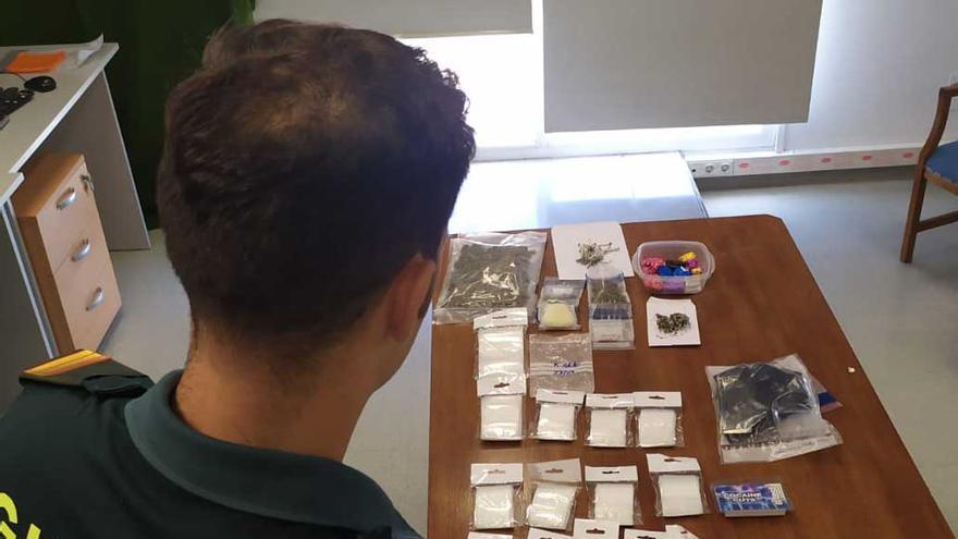 En prisión un acusado de vender drogas en fiestas privadas de Ibiza