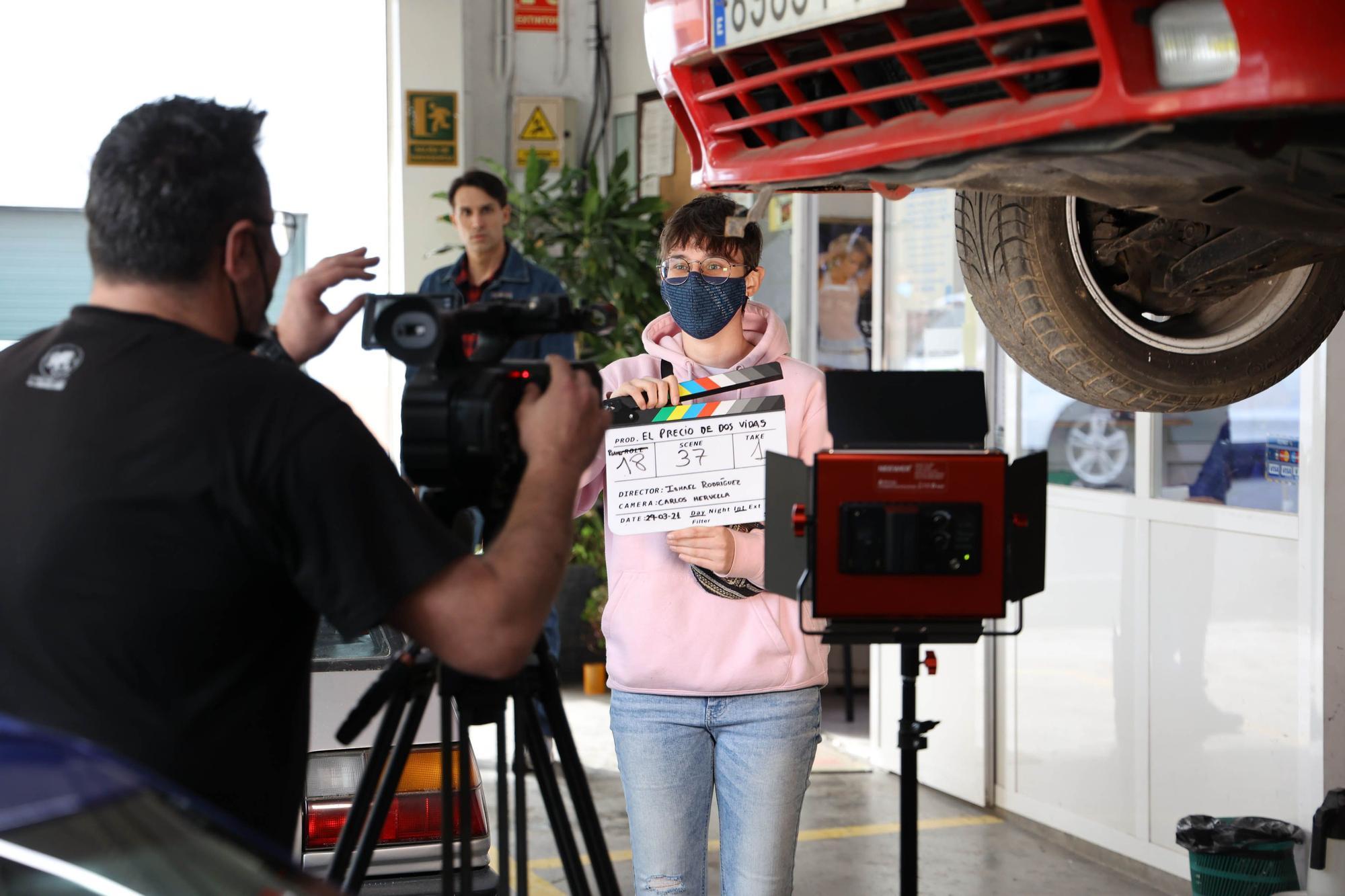 """El rodaje de """"El precio de dos vidas"""" arranca en Vigo"""