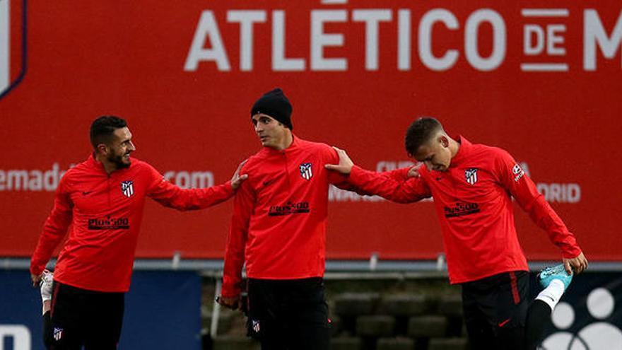 Baja importante para Simeone ante el Valencia CF