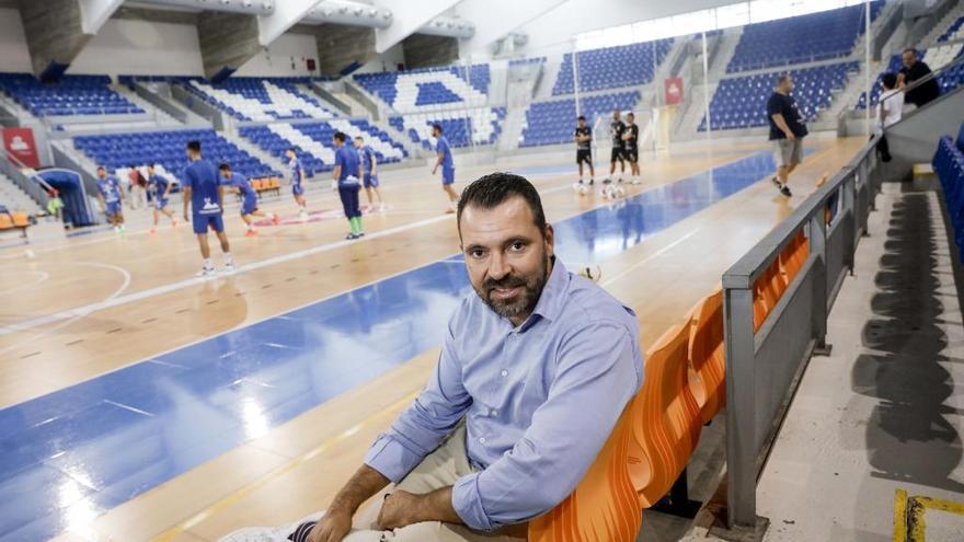 Las notas de Tirado a la plantilla del Palma Futsal incendian el vestuario