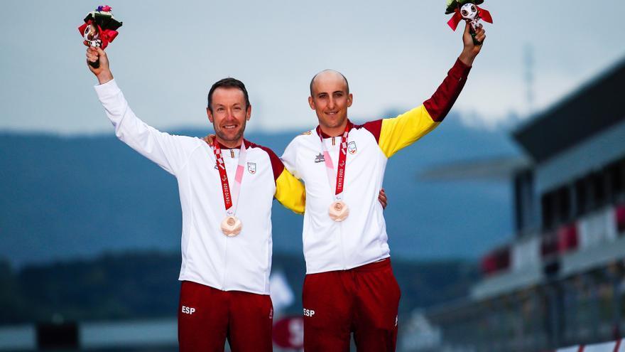 El castellonense Venge se cuelga el bronce en la contrarreloj de los Juegos Paralímpicos