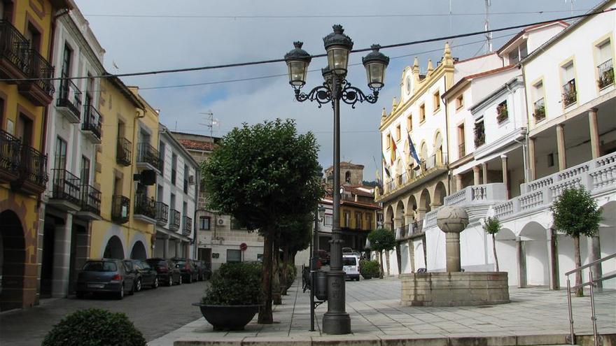 Tres detenidos por una presunta agresión sexual  a una menor en Jaraíz
