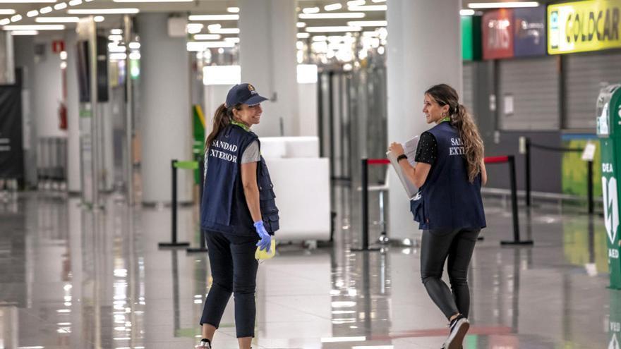 Devuelven a Alemania a una mujer y su hija que viajaron a Mallorca sin motivo justificado