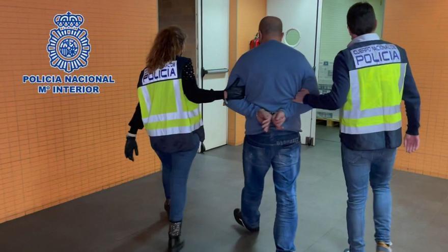 Diez detenidos en Alicante y Benidorm de una banda que asaltó 23 viviendas