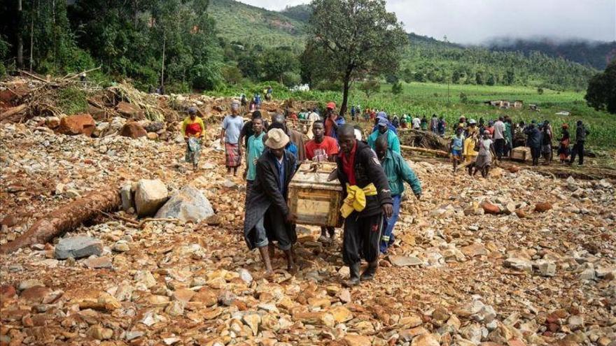 El peor ciclón en dos décadas siembra la devastación en Mozambique