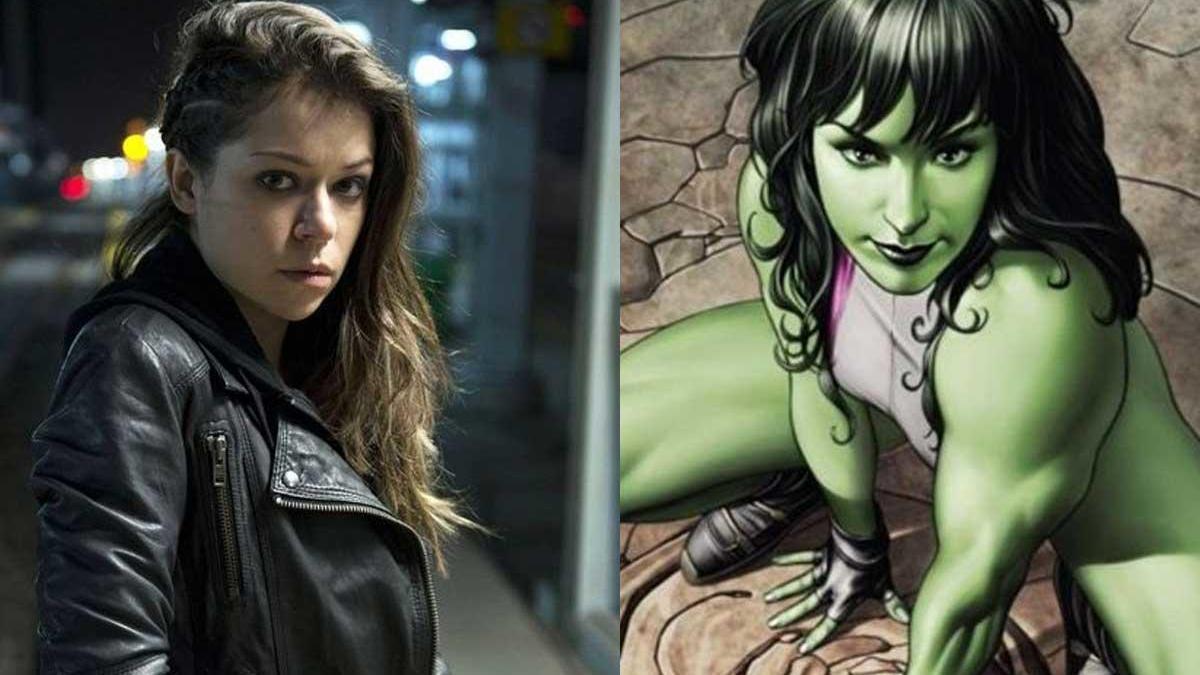 Tatiana Maslay será Hulka.