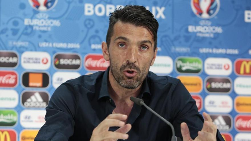 Buffon no renovará con el París Saint Germain
