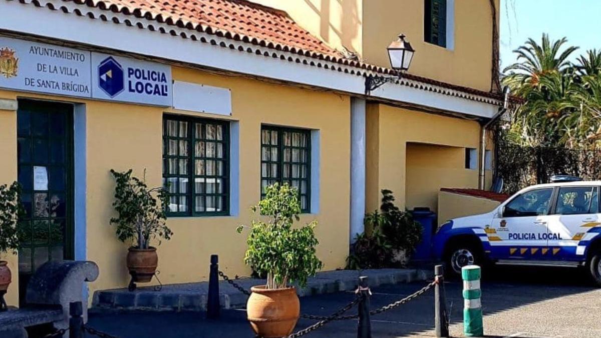 Positivo en coronavirus en la Policía de Santa Brígida