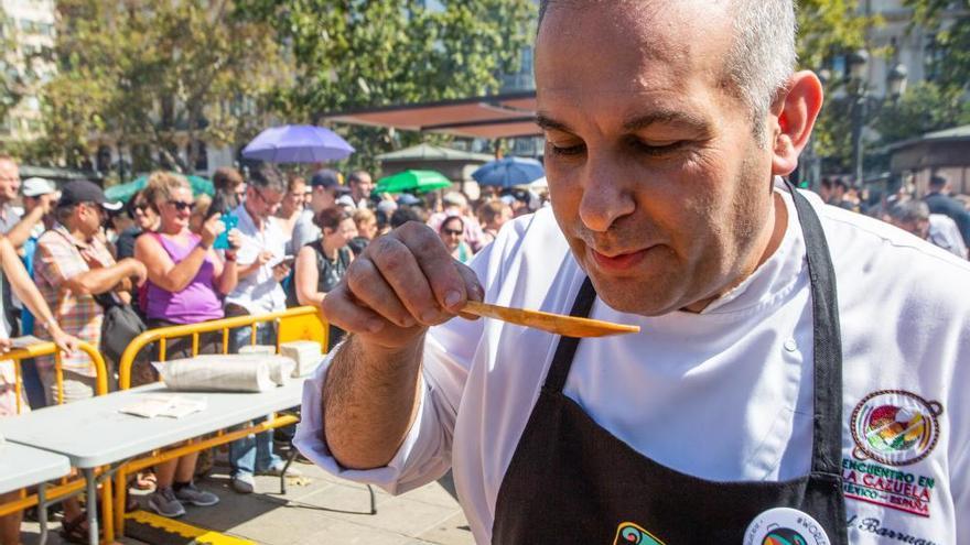 'Paella Day' en la Plaza del Ayuntamiento