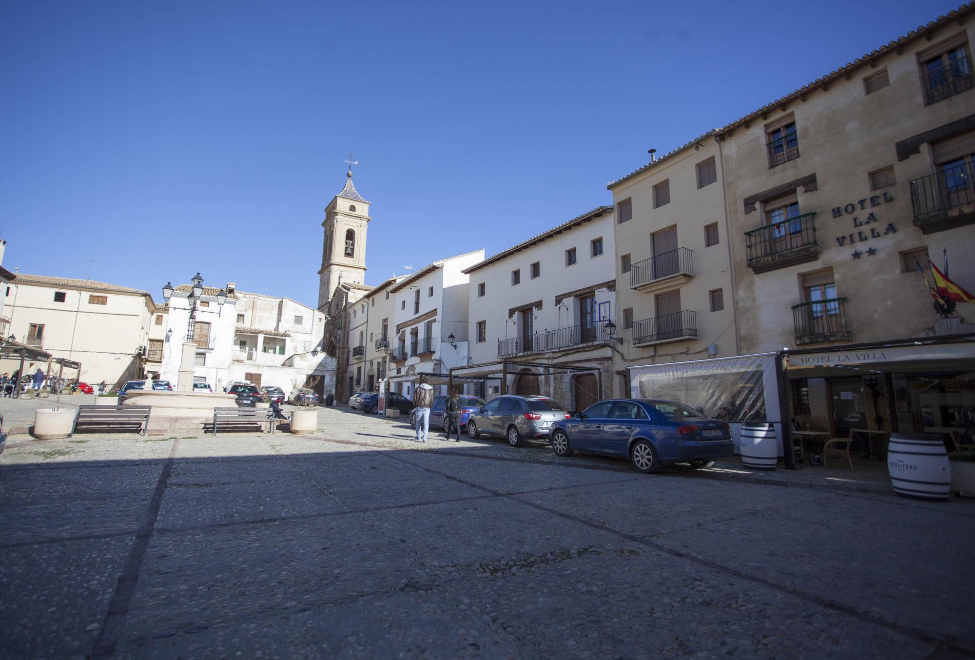 Los diez pueblos medievales mas bonitos de Valencia.