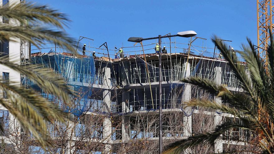 Los costes de construcción acaban con la VPO en el área metropolitana de València