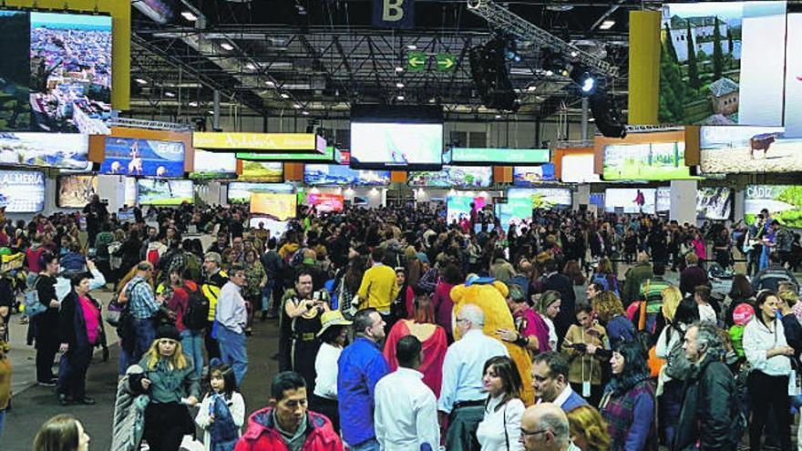 Fitur 2020 cierra con un  5% más de profesionales  y 255.000 visitantes