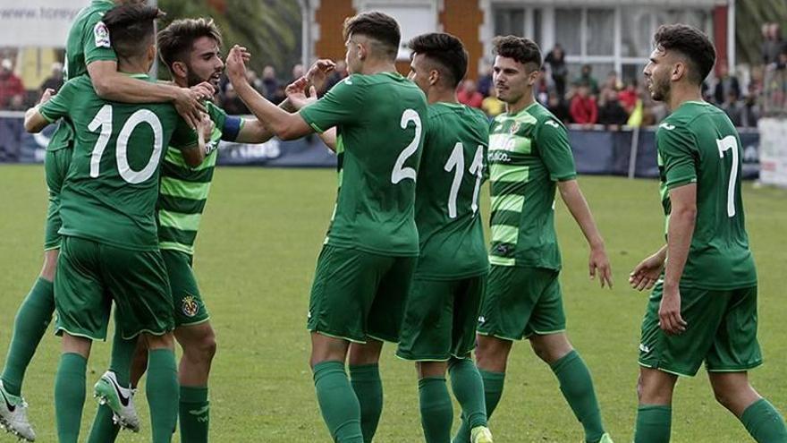 El juvenil del Villarreal accede a 'semis' de la Copa de Campeones