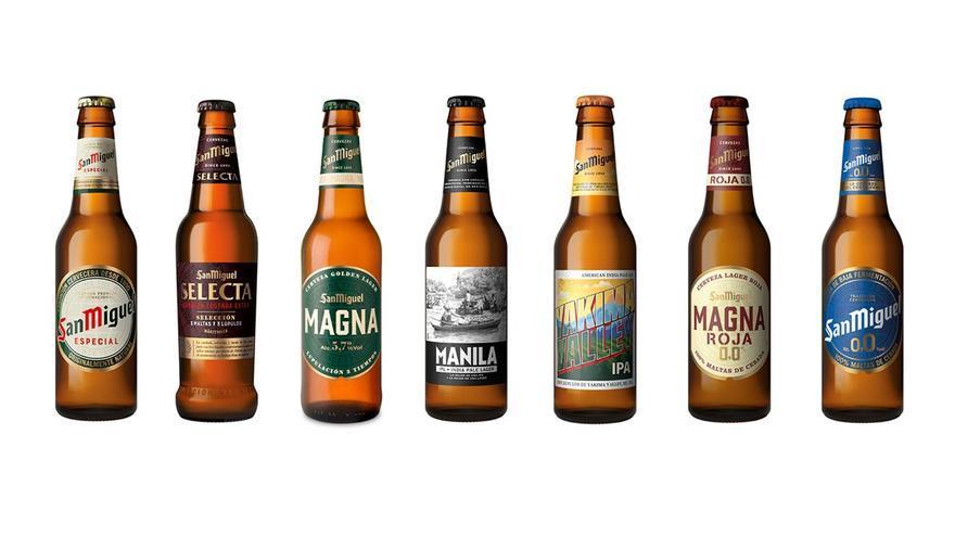 Cervezas San Miguel recibe 14 estrellas de oro en los Superior Taste Awards