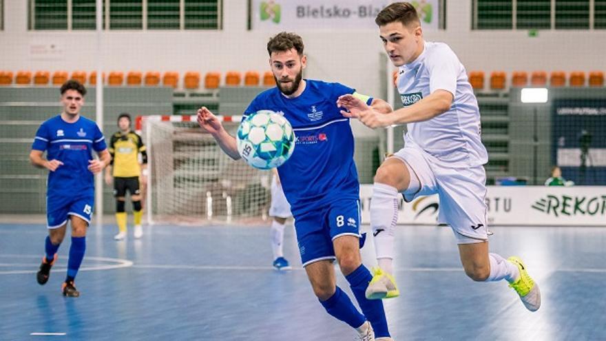 El Córdoba Futsal ata al brasileño Álex Viana