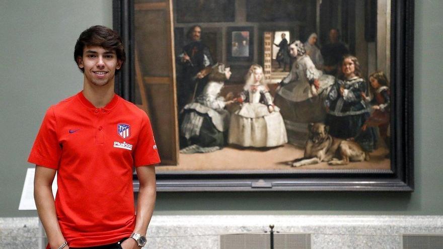 Arranca la época de João Félix en el nuevo Atlético de Simeone