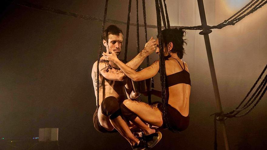 Mucho más que circo: contorsions