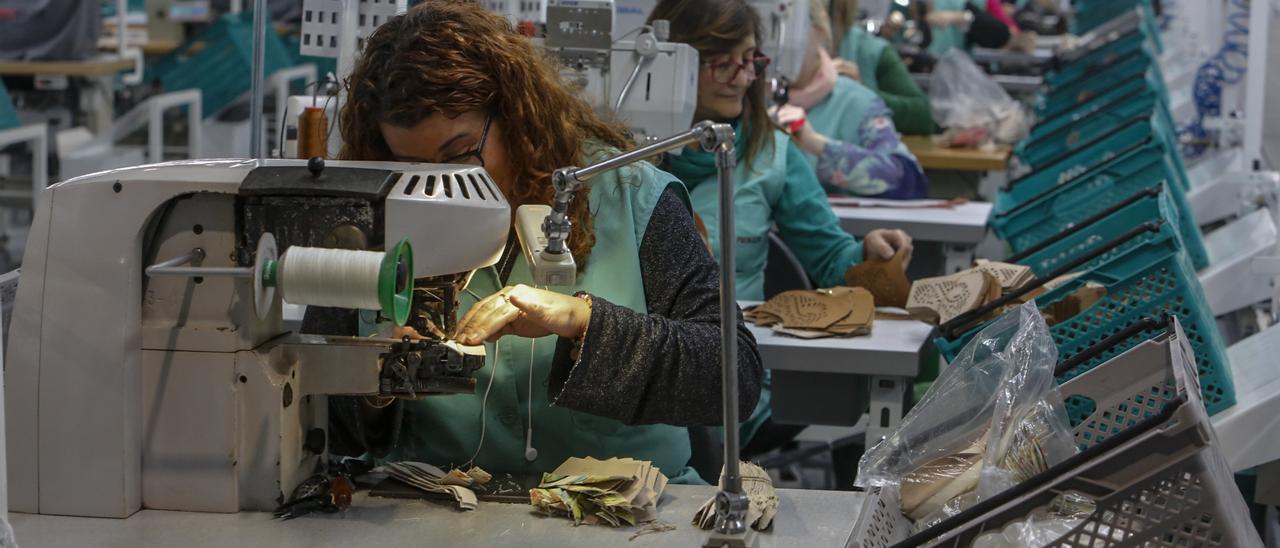 El sector del calzado no tendrá ayudas extraordinarias por la pandemia