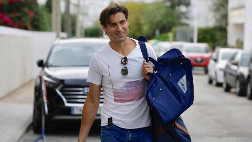 "David Ferrer: ""Esperamos pasarlo bien en la boda de Rafa"""