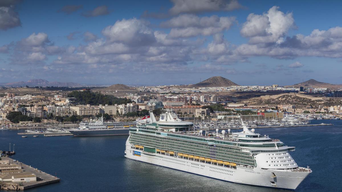 La Autoridad Portuaria relanza la Región como destino turístico