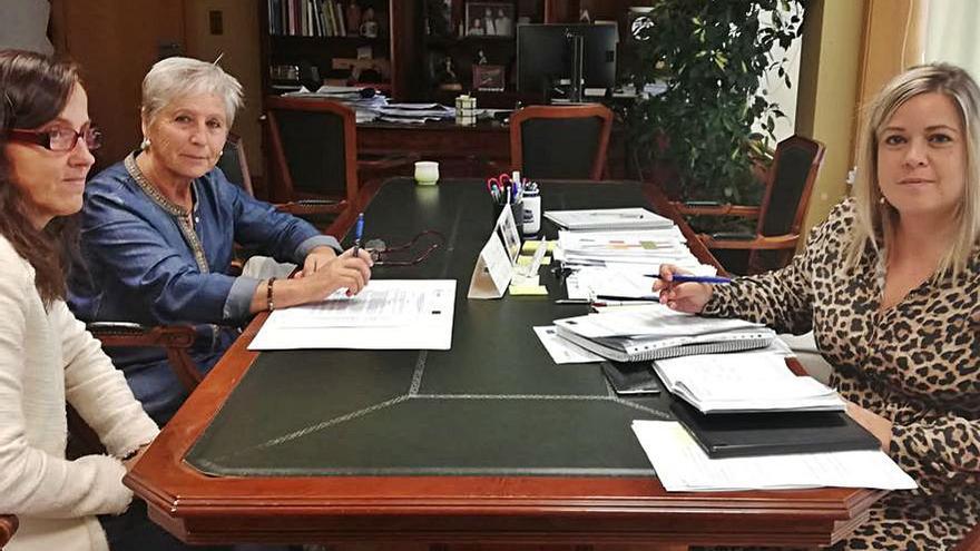 Convenio de 45.000 euros entre el Concello y Agarimo