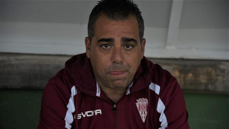 """Germán Crespo: """"A pesar de los mazazos, el equipo no se desanima y busca la victoria"""""""