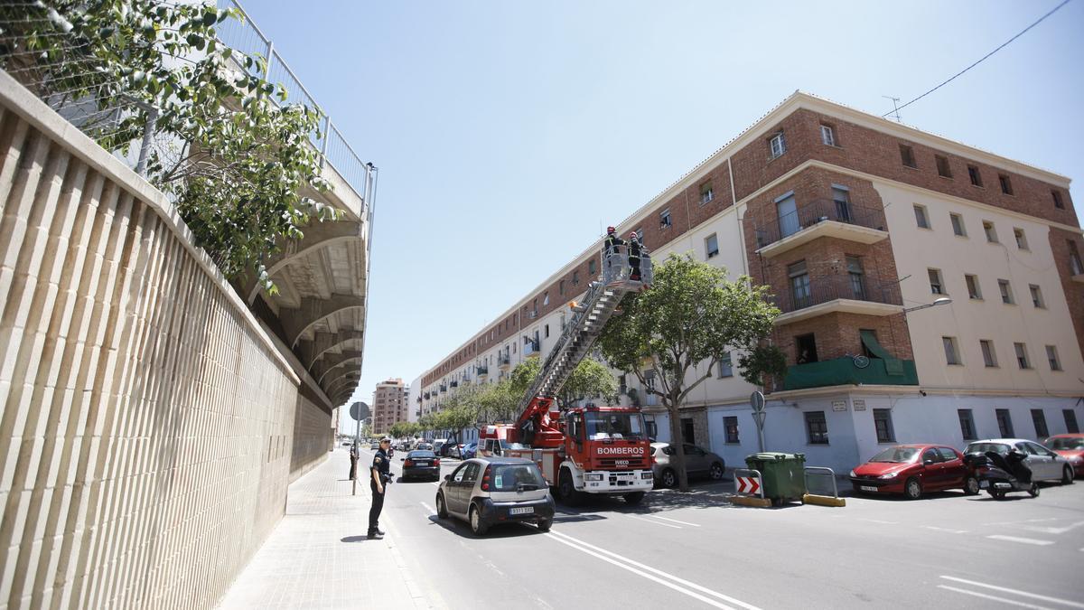 Viviendas sociales de la Calle Huesca de Castelló