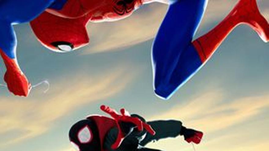 Cine de verano: Spider-Man. Un nuevo universo