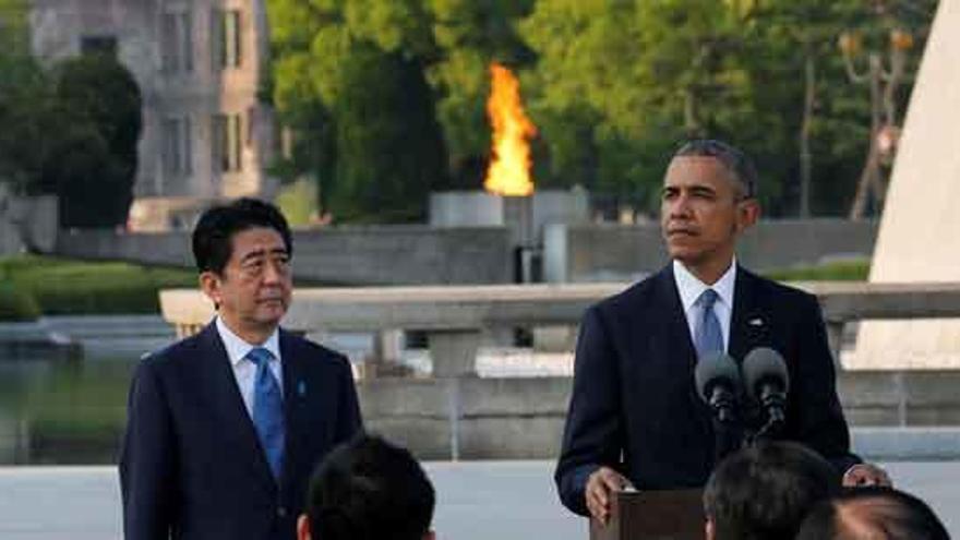 Abe será el primer presidente nipón en visitar Pearl Harbor