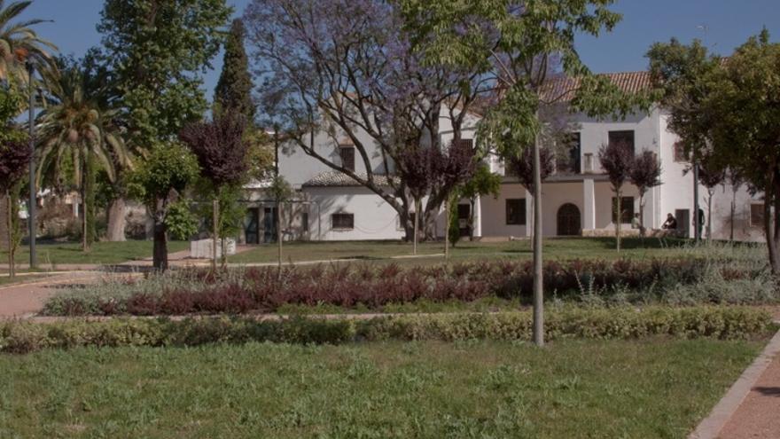 Palacio, Sala y Jardines de Orive
