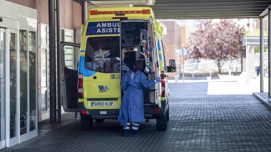 Brote COVID con al menos 12 casos en un funeral en Zamora