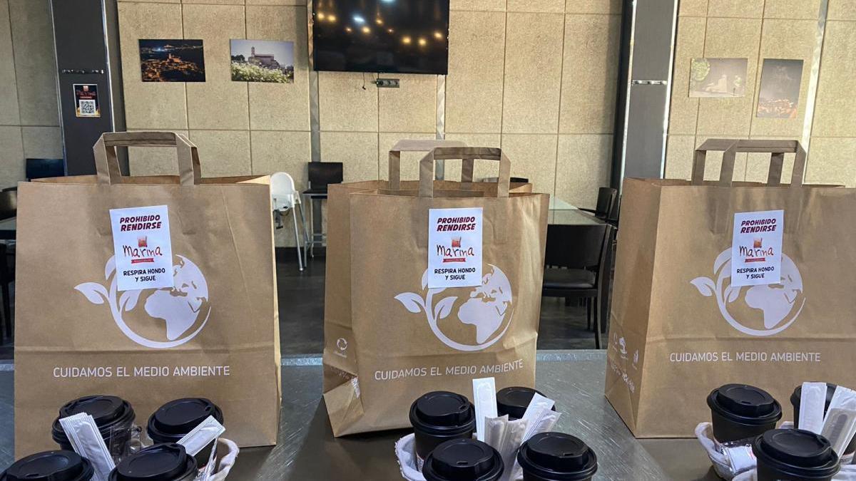 El Ayuntamiento de Cehegín pone en marcha un servicio de entrega a domicilio