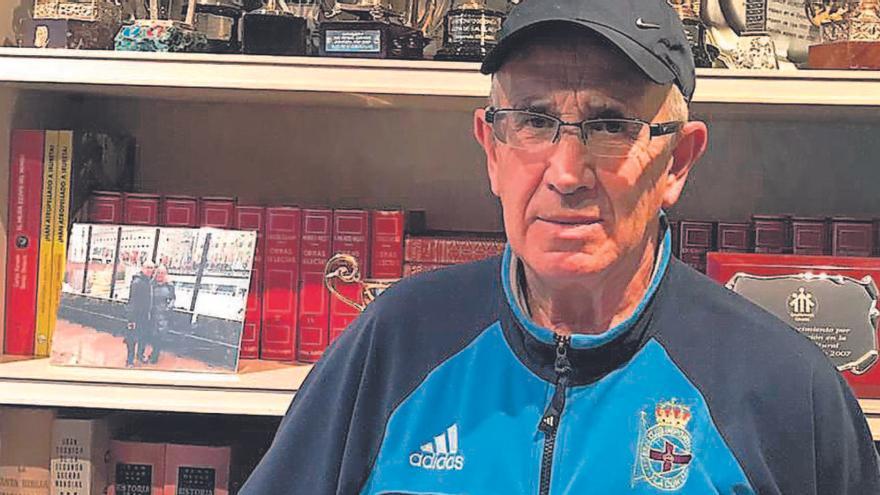 """Javier Irureta: """"Esa Liga arregló lo que en el 94 se quedó tan cerquita"""""""