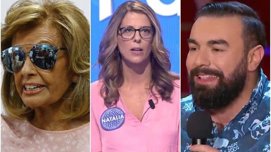 Nervios y emociones a flor de piel en los 'momentazos' de la semana vistos en televisión